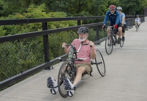 Mobility-Impaired Visitors – Montour Trail