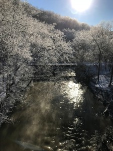 Chartiers Creek Winter Glory